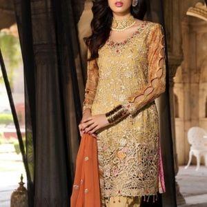 Salai Chiffon dress Brand New Size L